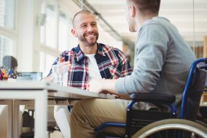 Wheelchair-Accessible-Workplace